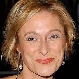 Caroline Goodall dating 2021