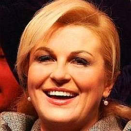 Kolinda Grabar-Kitarovic dating 2021