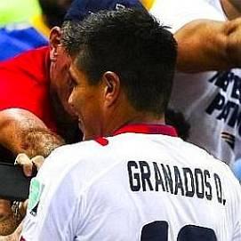 Esteban Granados dating 2020 profile