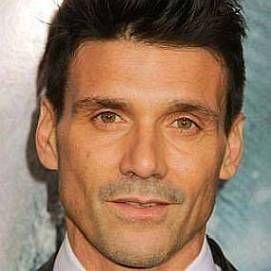 Frank Grillo dating 2021