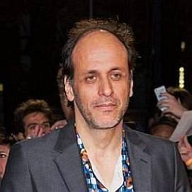 Luca Guadagnino dating 2021
