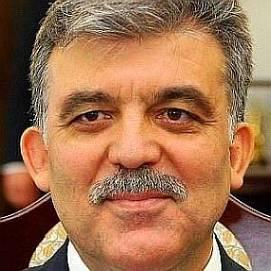 Abdullah Gul dating 2021 profile