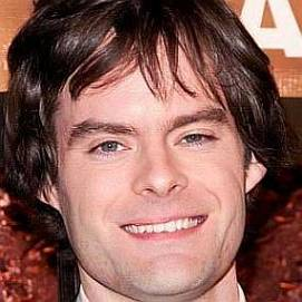 Bill Hader dating 2020