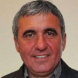 Gheorghe Hagi dating 2021 profile