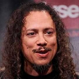 Kirk Hammett dating 2021