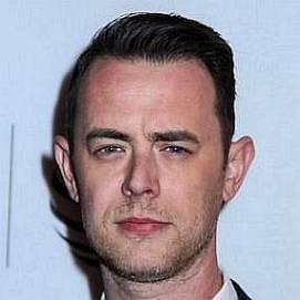 Colin Hanks dating 2021