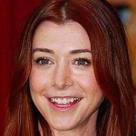 Alyson Hannigan dating 2021