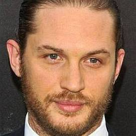 Tom Hardy dating 2021