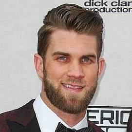 Bryce Harper dating 2021