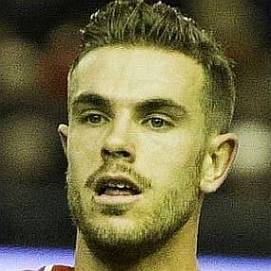 Jordan Henderson dating 2021