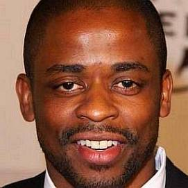 Dule Hill dating 2021