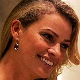 Kristy Hinze dating 2021