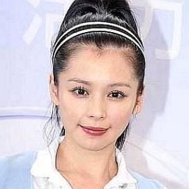 Vivian Hsu dating 2021