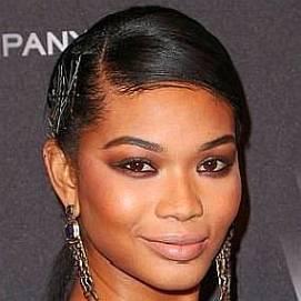 Chanel Iman dating 2020