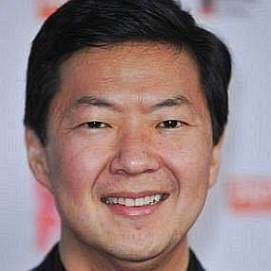 Ken Jeong dating 2020