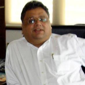 Rakesh Jhunjhunwala dating profile