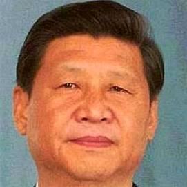 Xi Jinping dating 2021