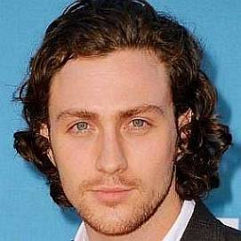 Aaron Taylor-Johnson dating 2021