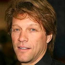 Jon Bon Jovi dating 2021