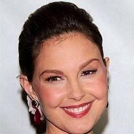 Ashley Judd dating 2020 profile