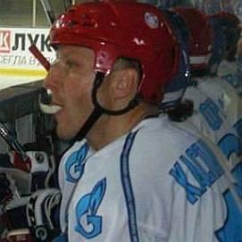 Darius Kasparaitis dating 2021
