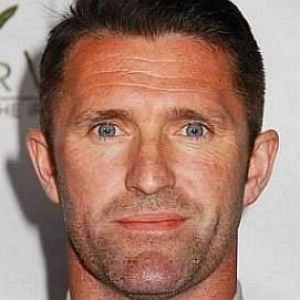 Robbie Keane dating 2021