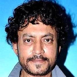 Irrfan Khan dating 2021