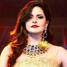Zarine Khan dating 2021