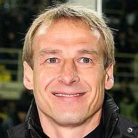 Jurgen Klinsmann dating 2021