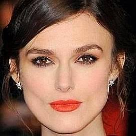 Keira Knightley dating 2021