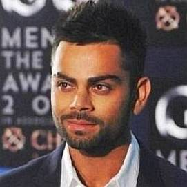 Virat Kohli dating 2021