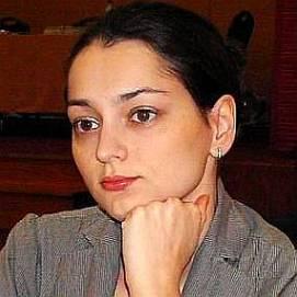 Alexandra Kosteniuk dating 2021 profile