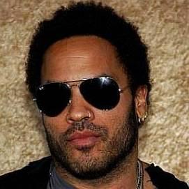 Lenny Kravitz dating 2020