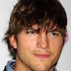Ashton Kutcher dating 2021