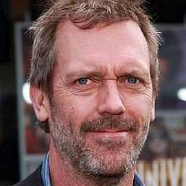 Hugh Laurie dating 2021