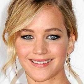 Jennifer Lawrence dating 2021 profile