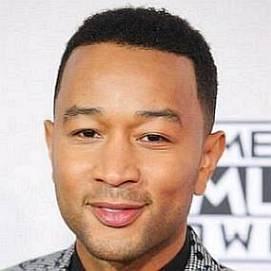 John Legend dating 2021