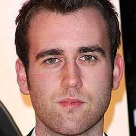 Matthew Lewis dating 2021