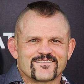 Chuck Liddell dating 2021