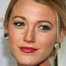 Blake Lively dating 2020