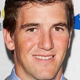 Eli Manning dating 2021