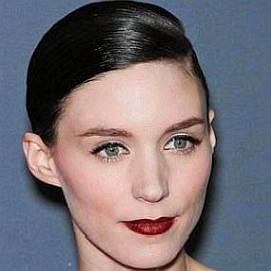 Rooney Mara dating 2020 profile
