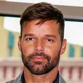 Ricky Martin dating 2021