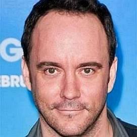 Dave Matthews dating 2021