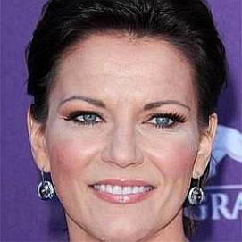 Martina McBride dating 2021