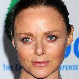 Stella McCartney dating 2020