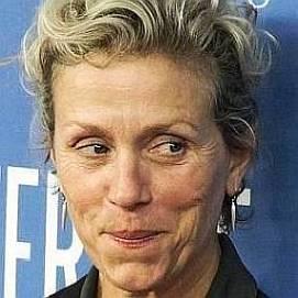 Frances McDormand dating 2021