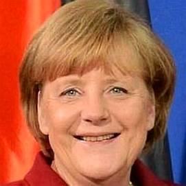 Angela Merkel dating 2021