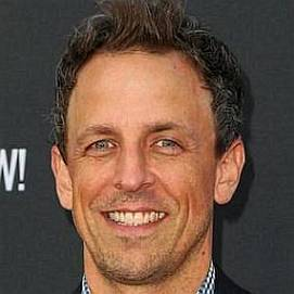 Seth Meyers dating 2021