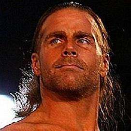 Shawn Michaels dating 2021